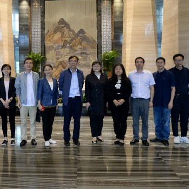 A team of the College of Engineering led by Dean Huiling Duan visits Nanchang City to seek cooperation